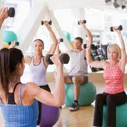 fitness classes elk grove