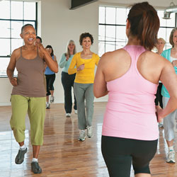 elk grove fitness classes
